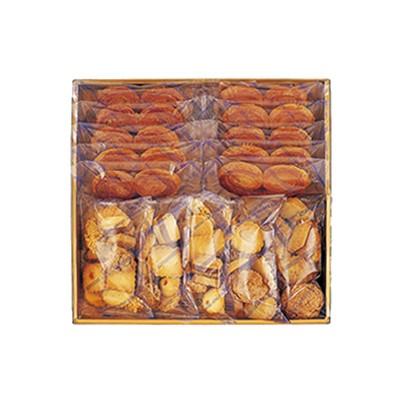 ダブルスイート(箱入り)Double Sweet(中ミミ10個&クッキー5袋) 税込¥5,400(¥5,000) E48箱サイズ 縦29.5cm✕横30.5cm✕高5.5cm